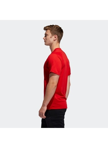 adidas adidas FL4628 Freelift Sport Prime Kırmızı Erkek T-Shirt Kırmızı